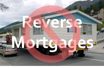 Ban reverse mortgages